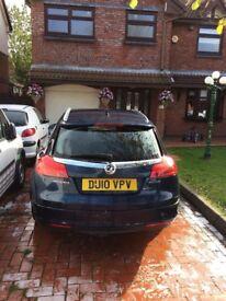 Vauxhall insignia 2.0 cdti eco flex