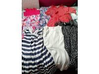 Girls summer dresses age 9-10
