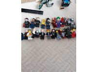 Lego selection for ages 6 + including marvel and DC superheroes