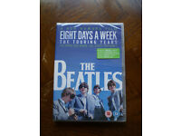 Beatles DVD - Eight Days A Week - The Touring Years - 2016 - directed by Ron Howard.