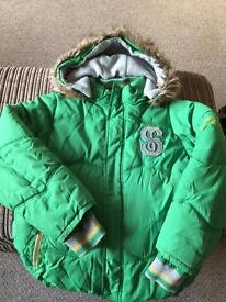 Boys coat age 11-12 years by Duffer