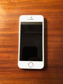 Iphone 5S white 16GB great conditions