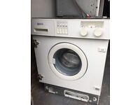 Neff integrated Washing Machine