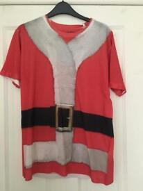 Men's Santa T-Shirt