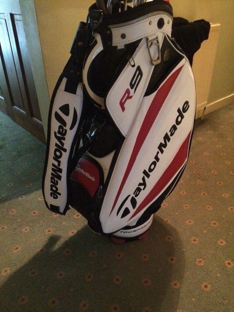 Taylormade R9 Golf Tour Bag