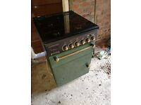 For quick sale Rangemaster leisure 55 green and gold