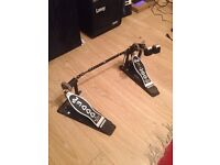 DW 3000 Double Pedal - Great Condition