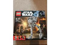 Star Wars Lego 75153 BNIB AT-ST walker