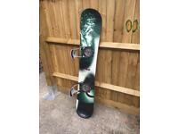 Snowboard clicker