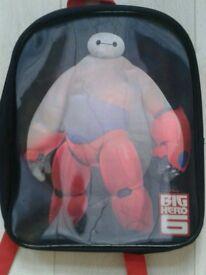 Big Hero Boys backpack