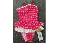 Swimming costume age 3-4