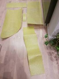 Durabase tile matting
