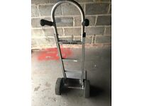 MAGLINER COURIER TRUCK TROLLEY SILVER