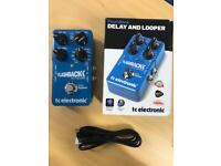 TC Electronic Flashback Delay - Guitar Effects pedal