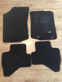 Citroen C1 car mats