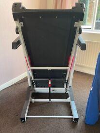 Reebok jet100 series treadmill