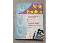 GCSE English sudy book / revision guide