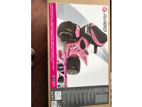 Girls pink electric scooter brand new unopened