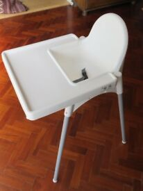 TRAVELLING HIGH CHAIR