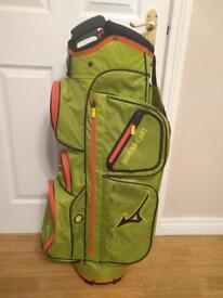 Mizuno eight50 golf cart bag