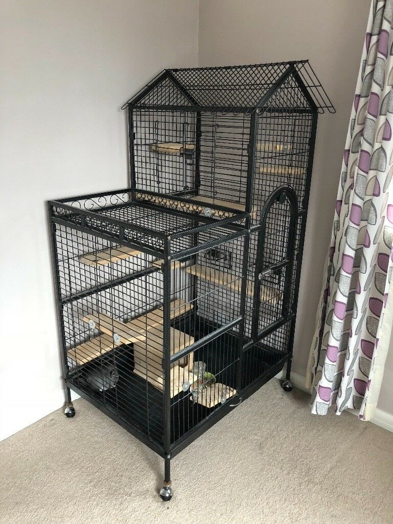 Big chinchilla cage for sell | in
