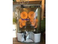 Outspan commercial orange juicer by Zumex