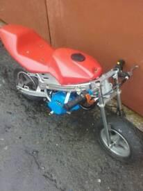 mini moto60cc