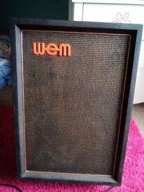 WEM Dominator guitar amp MK1 1969/70
