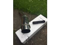 Delkevic 200mm end can