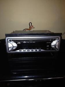 Reduced JVC CD Receiver KD-S5050