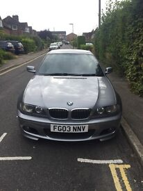 BMW 3 series e46 325i