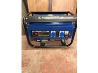 Brand new 2.5kva generator 240v& 12v charging
