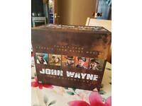 34 Classic John Wayne Movies (DVDs) REDUCED PRICE