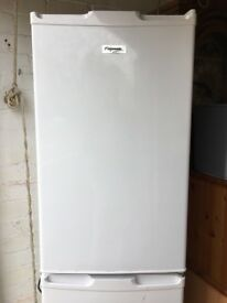 White Freezer by Fridgemaster