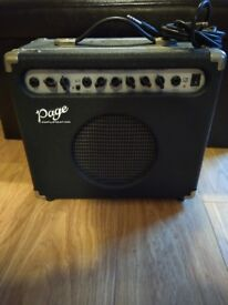 page 25 amplification old/rare amplifier