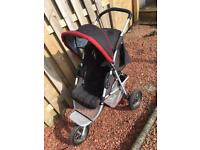 Graco stroller car seat and isofix base
