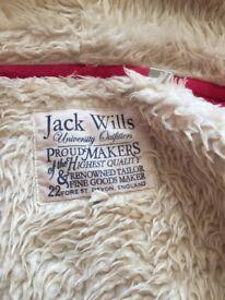 Jack Wills , U.K. 12 hoody