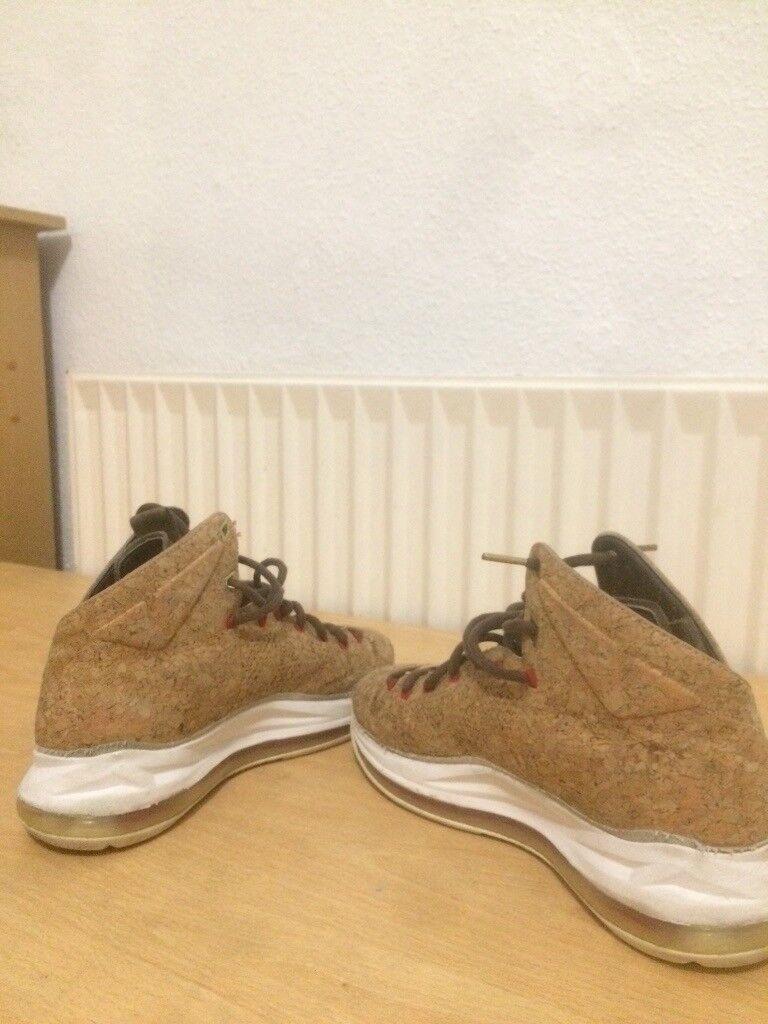 separation shoes 6f6e3 ba073 Nike Lebron 10 X Cork