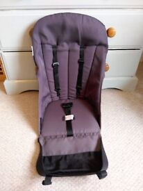 Bugaboo Cameleon 2 Seat Fabric. Charcoal Grey. Excellent Condition.