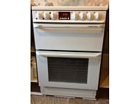 Electric Free Standing Cooker in White