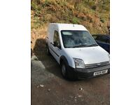 2008 Ford Transit Connect T230 1.8 TDCI High Top LWB Full History, Very Good Con NO VAT Long MOT