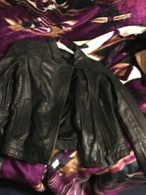 Alter Image leather jacket
