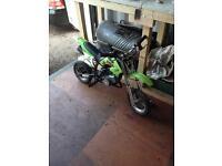 49cc dirtbike mini moto