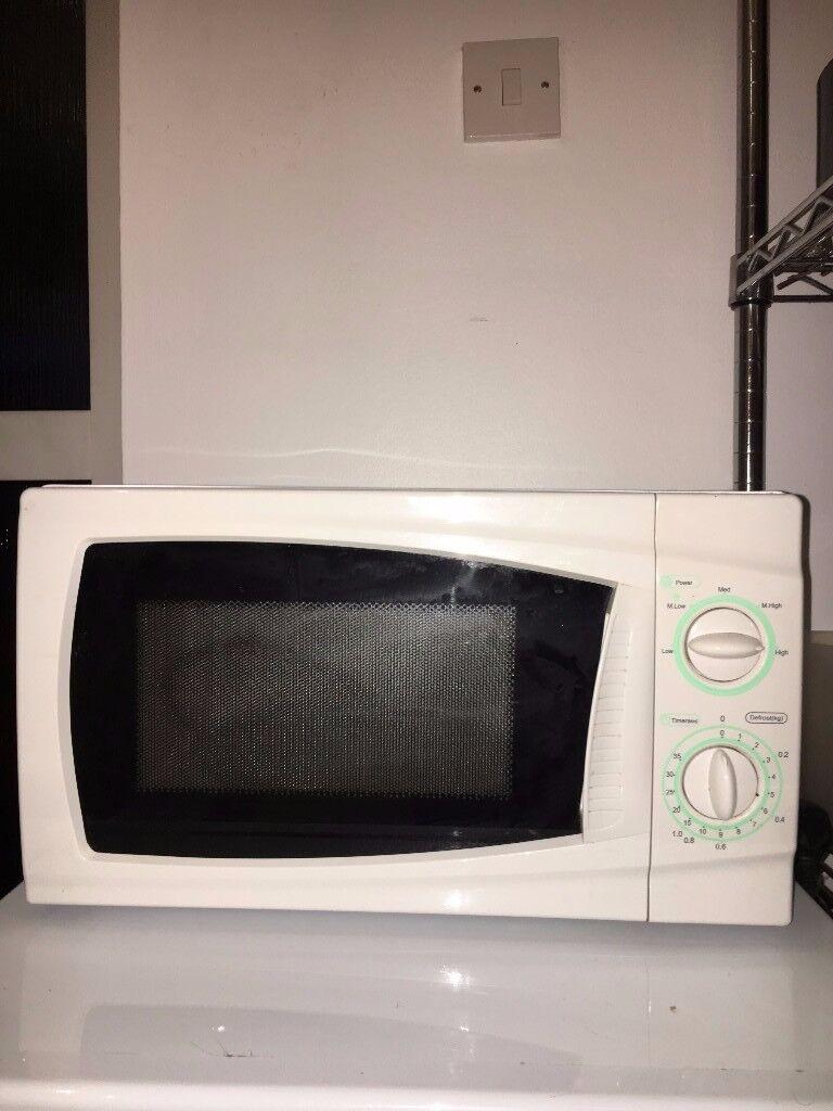 sainsburys basics 17l manual microwave oven 700w white. Black Bedroom Furniture Sets. Home Design Ideas