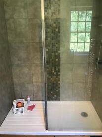 Shower room set