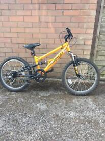 Apollo Stomp child's mountain bike