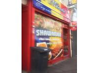 Takeaway for sale town location