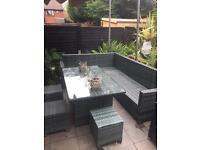 Rattan Garden Suite