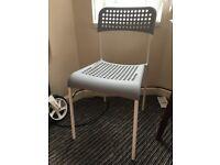 IKEA light weight chair