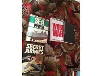 War related books